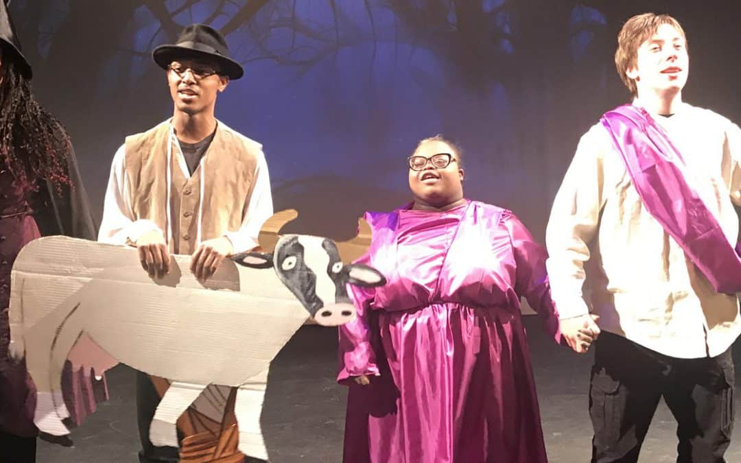 The Pathway Players Present – Into The Woods, Jr.