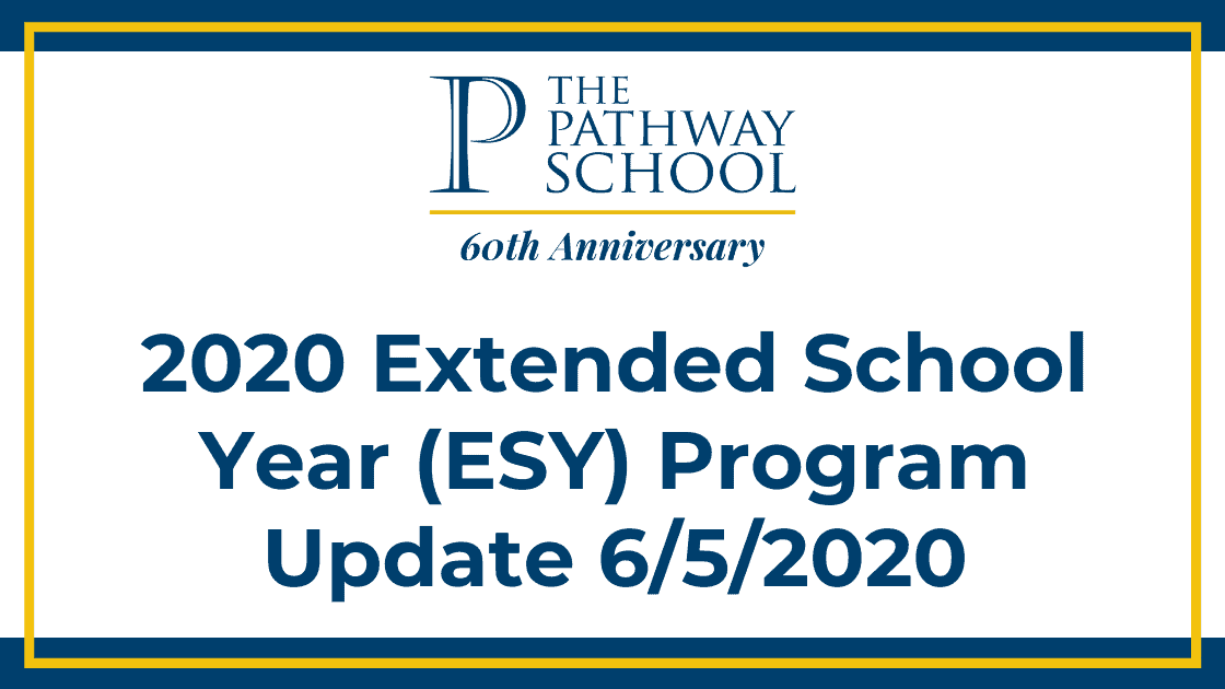 2020 Extended School Year Program Update 6/5/2020